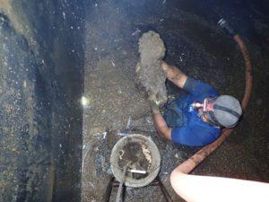 龜山區清理化糞池